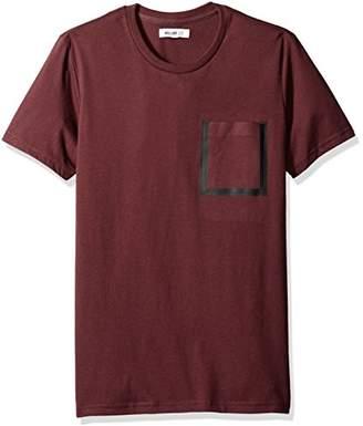 William Rast Men's Fluxx Short Sleeve Pocket T-Shirt