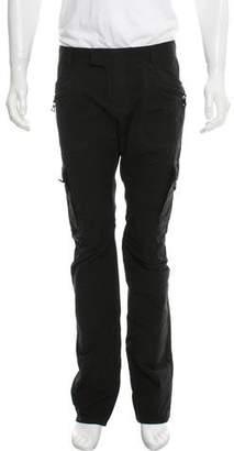 Balmain Woven Cargo Pants