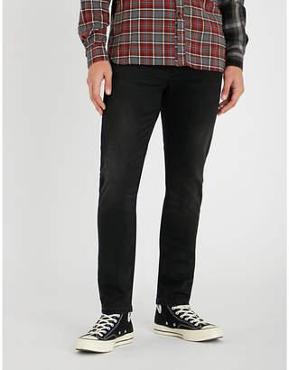 Nudie Jeans Lean Dean slim-fit straight jeans