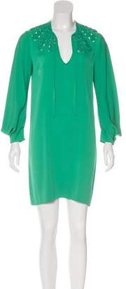 Diane von Furstenberg Silk Arria Dress