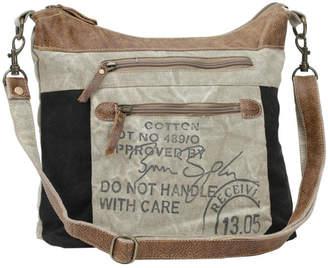 Myra Bags Double Zipper Bag