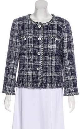Chanel 2018 Tweed Jacket