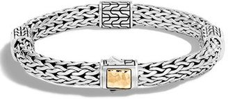Women's John Hardy 'Classic Chain' Station Medium Bracelet $1,295 thestylecure.com