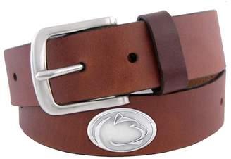 NCAA Kohl's Men's Zep-Pro Penn State Nittany Lions Concho Leather Belt