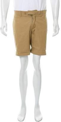 Orlebar Brown Boston Flat Front Shorts