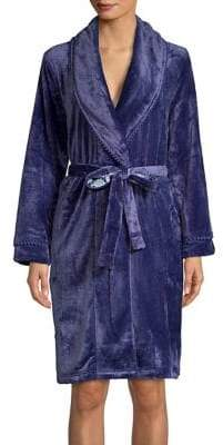 Long Fleece Robe - ShopStyle 78fb934ed