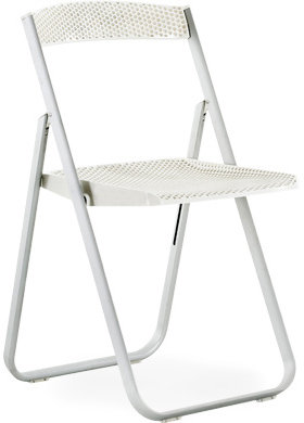 Kartell honeycomb folding chair