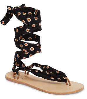 Matisse Oceano Lace-Up Sandal