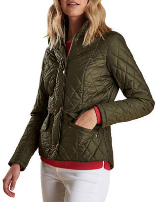 Barbour Cavalry Featherweight Diamond-Quilted Jacket