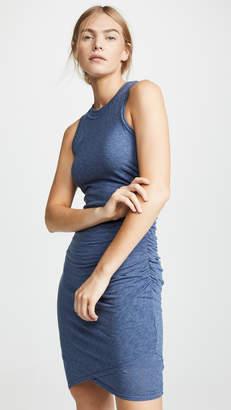 Three Dots Eco Knit Double Layer Dress