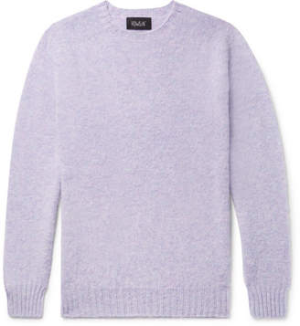 Howlin' Birth Of The Cool Brushed Virgin Wool Sweater