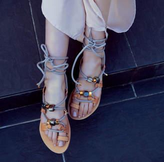 Iris St. Tropez Rope Gladiator Sandals