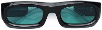 Jacques Marie Mage Christa rectangular sunglasses