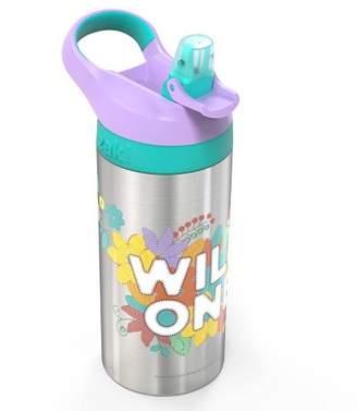 Zak Designs Spirit Riding Free 19oz Stainless Steel Kids Water Bottle