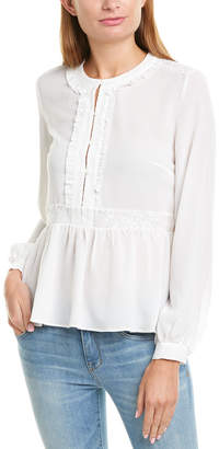 French Connection Polly Blouse