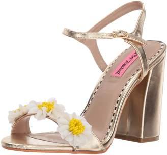 Betsey Johnson Women's Sedona Heeled Sandal