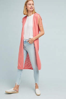 Fred and Sibel Greer Longline Cardigan