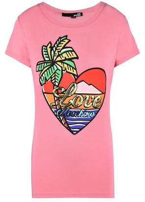 Love Moschino OFFICIAL STORE Short sleeve t-shirts