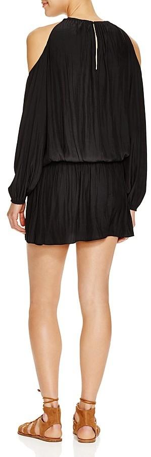 Ramy Brook Lauren Cold Shoulder Dress 4