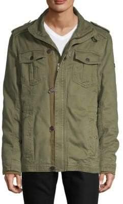 Tommy Hilfiger Basic Washed Cotton Jacket