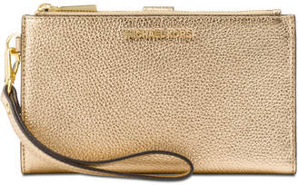Michael Kors Double-Zip iPhone 7 Plus Wristlet