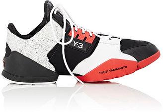 Y-3 Women's Kanja Neoprene & Leather Sneakers $290 thestylecure.com