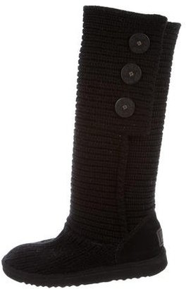 UGG Australia Classic Cardy Boots $65 thestylecure.com