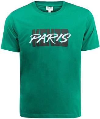 Kenzo Paris Printed T-shirt