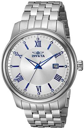 Invicta Men's 'Vintage' Swiss Quartz Stainless Steel Casual Watch