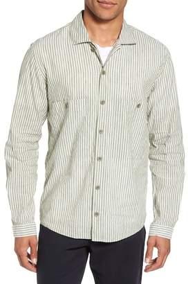 YMC Doc Savage Regular Fit Sport Shirt