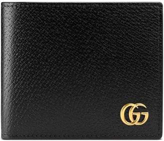 Gucci GG Marmont leather coin wallet