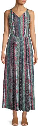 Style&Co. Style & Co. V-Neck Maxi Dress