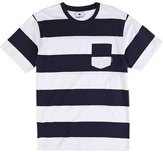 Lrg Men's RC Stripe Pocket Knit Shirt