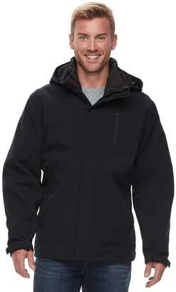 Hemisphere Big & Tall 3-in-1 Softshell Systems Jacket