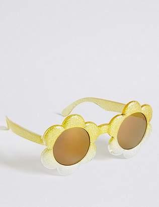Marks and Spencer Smaller Frame Novelty Floral Sunglasses