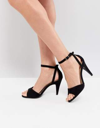 New Look Heeled Strappy Sandal