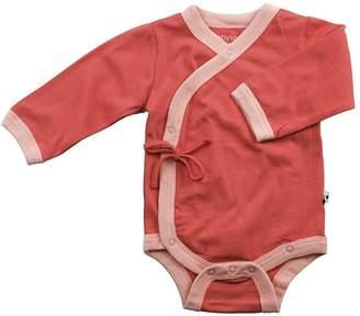 Baby Soy Long Sleeve Kimono Bodysuit
