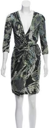 Diane von Furstenberg Evrin Wrap Dress