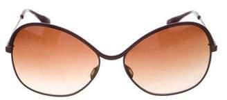 Salt Gradient Oversize Sunglasses