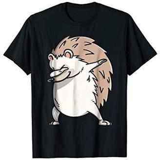 Dabbing Hedgehog Kids T-Shirt Hedgehog Clothes For Baby