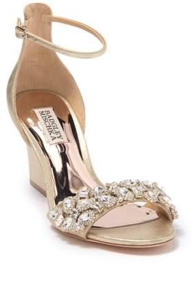 Badgley Mischka Laraine Ankle Strap Sandal