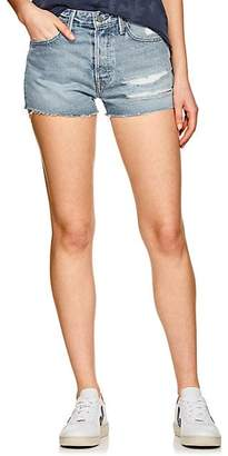 GRLFRND Women's Cindy Cutoff Denim Shorts - Lt. Blue