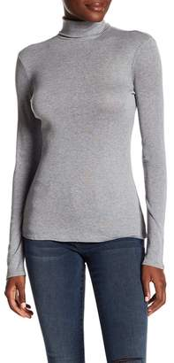Frame Classic Long Sleeve Turtle Neck Top