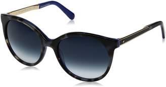 Kate Spade new york Women's Amayas Round Sunglasses