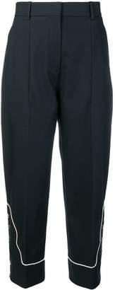 Calvin Klein Western straight trousers