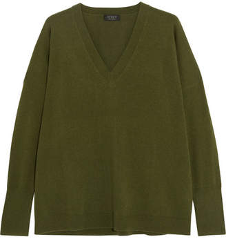 J.Crew Cashmere Sweater - Green