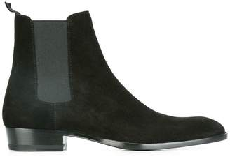 Saint Laurent 'Wyatt' Chelsea boots