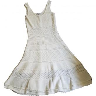 Ronny Kobo White Dress for Women