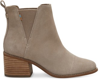 Desert Taupe Suede Women's Esme Boots