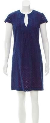 Trina Turk Eyelet Mini Dress